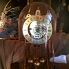 my favorite Germany 12in. Elgin skeleton clock