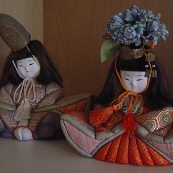 Kimekomi Hina Dolls