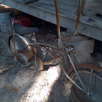 cool low rider bike