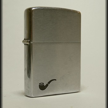 Vintage ZIPPO -- Pipe Lighter ( 1982 - 1984 Model ) - Tobacciana