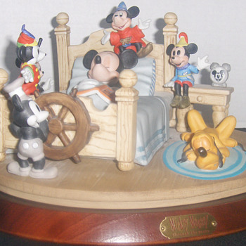 Mickey Mouse through the Years - Animals