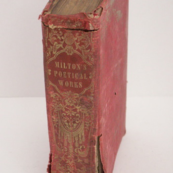 Milton's Poetical Works - Books