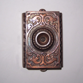 Antique Door Bell or Table Bell ?? - Electronics