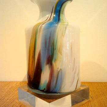 CASCADE  - PER LÜTKEN 1974. - Art Glass