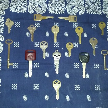 Lost keys. - Tools and Hardware