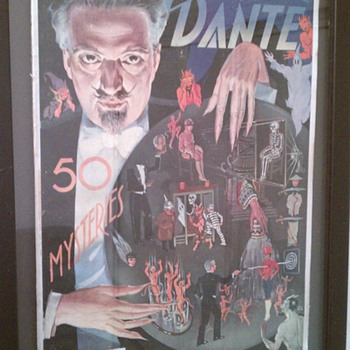 Dante Program - Posters and Prints