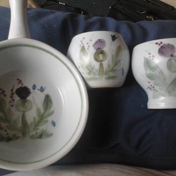 BUCHAN - Art Pottery