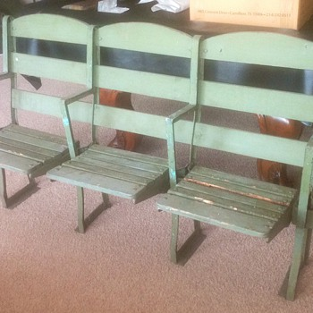 Wriggle Field Stadium Seats - Baseball