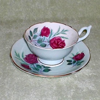 """Heathcote"" Bone China Cup & Saucer - China and Dinnerware"