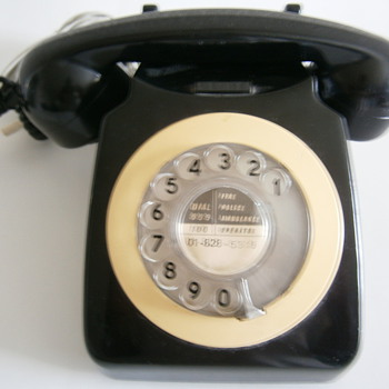 Vintage Telephone - Telephones