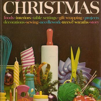 1968 Ladies Home Journal Christmas Issue - Paper