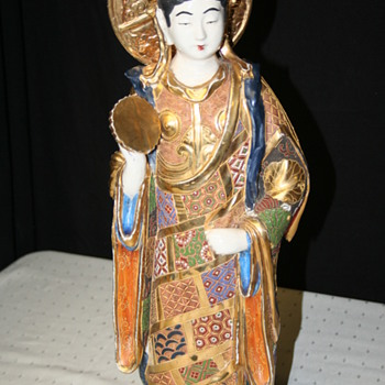 Can anyone help with this statue? - Asian