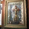 Religous crucification display
