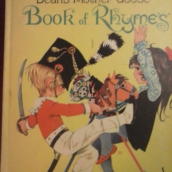 All those rhymes! - Books