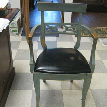 What style of chair is this? - Furniture