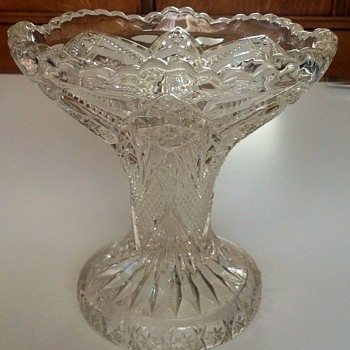 American Cut Glass - Glassware