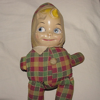 KEWPIE OR WHAT - Dolls