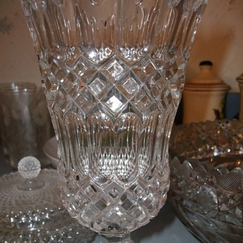 Grandma's Stuff - Glassware