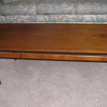 Teak Table  or Bench - Furniture