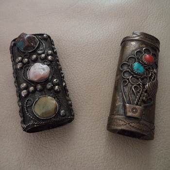Vintage Lighter Holder(s)