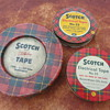 Scotch Tape Tins