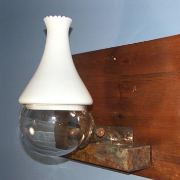 Angle Lamp - Model 100 Utility Lamp