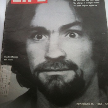 life magazine charles manson 1969