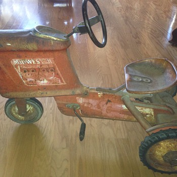 Midwestern Pedal Tractor - Toys
