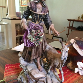 Goat Shepherdess