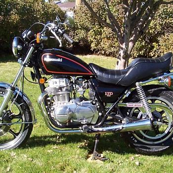 1982 Kawasaki KZ440D Belt Drive  - Motorcycles