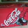 cocacola storage tin