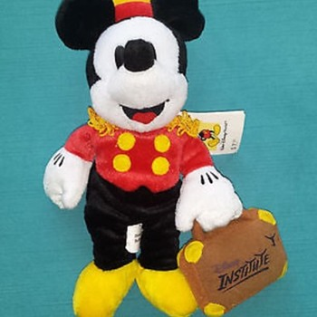 Disney Institute Bellhop Mickey