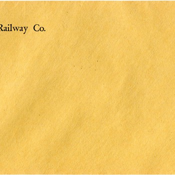 Norfolk & Western Envelope