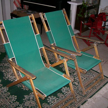 Radisson Beach Chairs