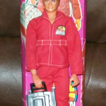 The Six Million Dollar Man Action Figure - Toys