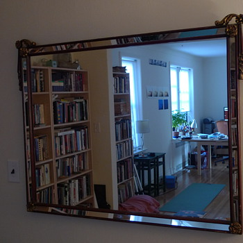 What time period is this Mirror - Furniture