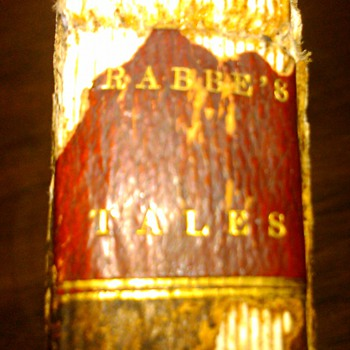 Tales....by Rev. George Crabbe, Vol 1, 1813 - Books