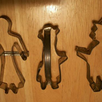 Vintage Cookie Cutters - Kitchen