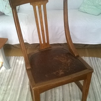 I need a help to identify this chair.