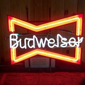 What year was this Style Bud Sign Made?