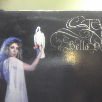 "Stevie Nicks ""Bella Donna"" - Records"