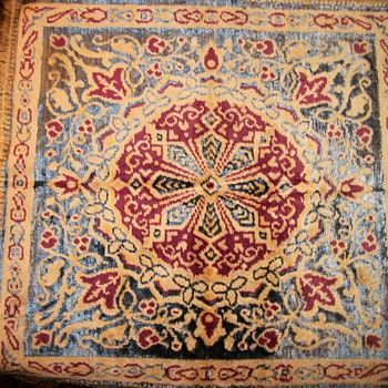Silk Tapestry - Rugs and Textiles