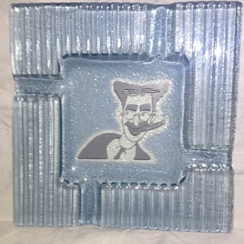 Groucho Marx - Ashtray - Wondering about Glass Maker and Year Please