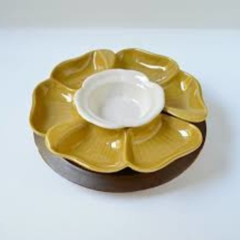 Lazy Susan  - Pottery