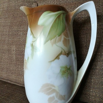 RS Tillowitz Silesia pitcher/coffee pot