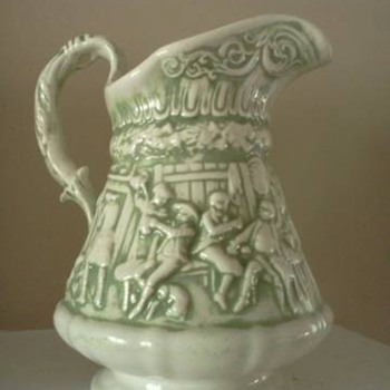 Water Pitcher? - Art Pottery