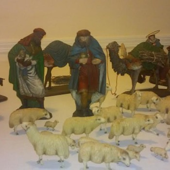 Ortigas Nativity Set (62) pieces
