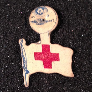 Old blood donor pin?