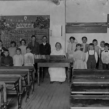 My Grandmothers School 1920's