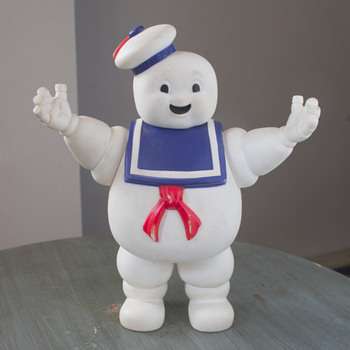 Stay-Puft Marshmallow Man Figurine….. - Movies